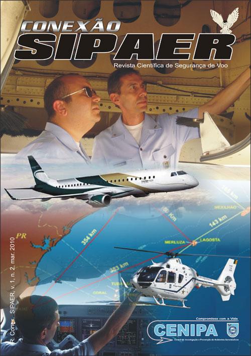 Revista Conexão SIPAER, volume 1, número 2, março de 2010.